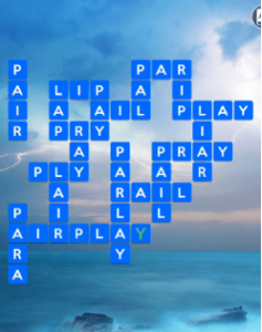 Wordscapes Storm 8 Level 840 answers
