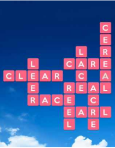 Wordscapes Strato 1 Level 1393 answers