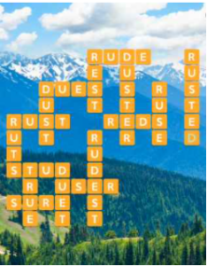 Wordscapes Top 12 Level 4556 Answers