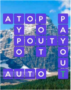 Wordscapes Up 10 Level 2746 answers