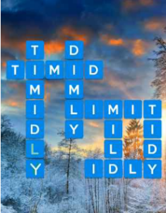 Wordscapes Valley 10 Level 1626 answers