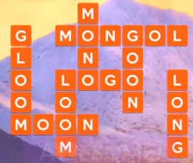 Wordscapes Valley 11 Level 2571 answers
