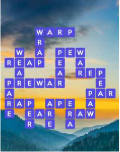 Wordscapes Valley 11 Level 2731 answers