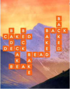 Wordscapes Valley 15 Level 2575 answers