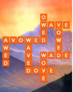 Wordscapes Valley 3 Level 2563 answers