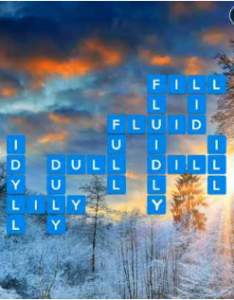Wordscapes Valley 6 Level 1622 answers