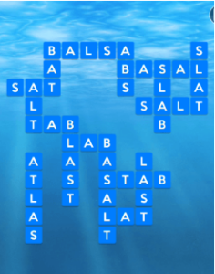 Wordscapes Vast 3 Level 803 answers