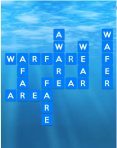 Wordscapes Vast 9 Level 809 answers