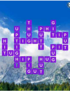 Wordscapes View 11 Level 1755 answers
