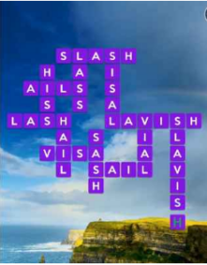 Wordscapes View 8 Level 1192 answers