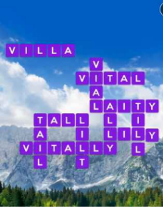 Wordscapes View 8 Level 1752 answers