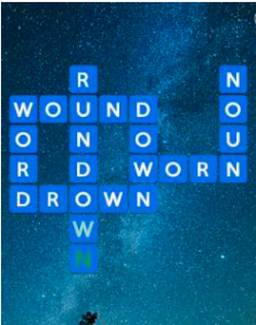 Wordscapes Watch 1 Level 3489 answers