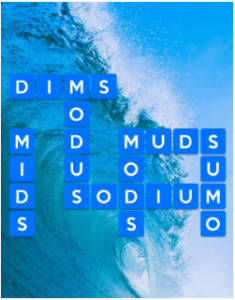 Wordscapes Wave 11 Level 827 answers
