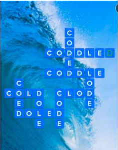 Wordscapes Wave 8 Level 2424 answers