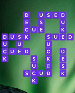 Wordscapes Way 10 Level 4986 Answers