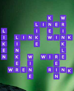 Wordscapes Way 16 Level 4992 Answers