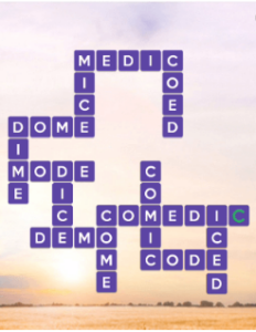 Wordscapes Wind 7 Level 935 answers