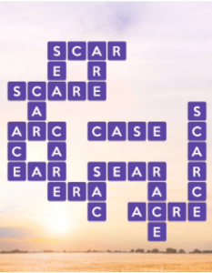 Wordscapes Wind 9 Level 937 answers