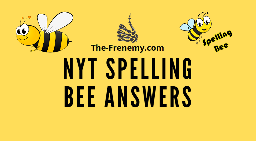 nyt spelling bee answers daily 2020