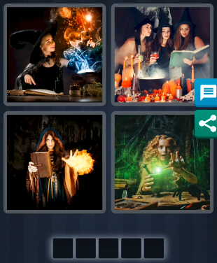 4 Pics 1 Word October 17 2020 Answers Today