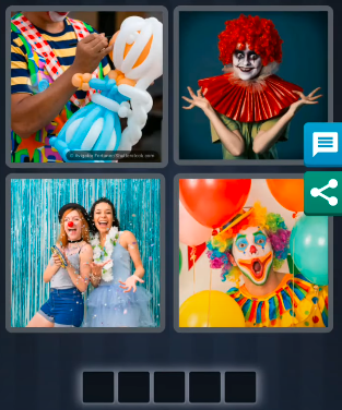 4 Pics 1 Word October 31 2020 Answers Today