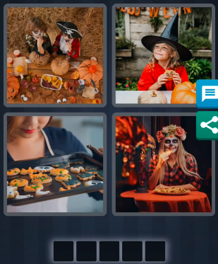 4 Pics 1 word october 13 2020 answers today