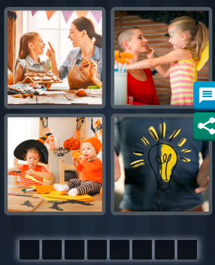 4 pics 1 word bonus october 3 2020 answers today