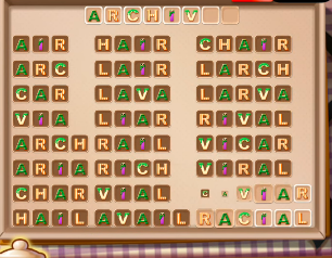Word Cookies Halloween October 29 2020 Answers Today