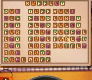 Word Cookies October 24 2020 Answers Today