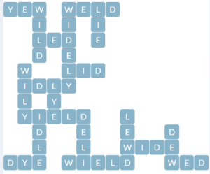 Wordscapes Above 1 level 19137 answers