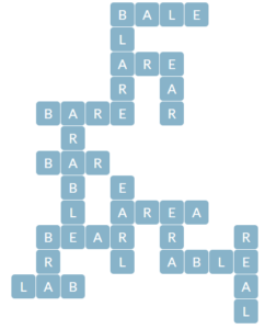 Wordscapes Above 9 level 17081 answers
