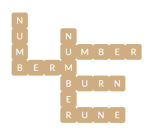 Wordscapes Beach 14 Level 11022 Answer