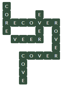 Wordscapes Below 2 Level 11458 Answers