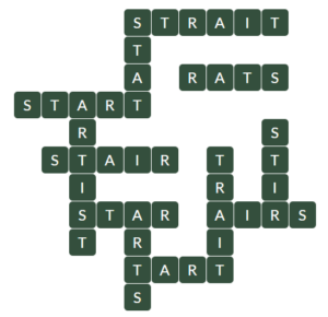 Wordscapes Below 8 level 17656 answers