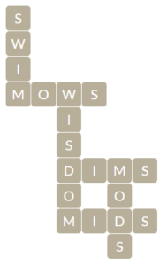 Wordscapes Birch 10 Level 13882 Answers