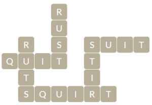 Wordscapes Birch 2 Level 13874 Answers