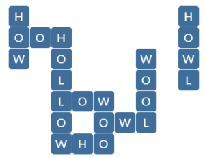 Wordscapes Bluff 9 level 15465 answers