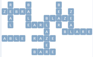 Wordscapes Brood 12 level 18428 answers