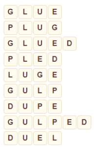 Wordscapes Calm 13 level 9197 answers