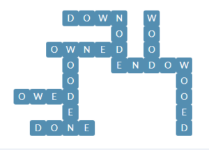 Wordscapes Calm 3 Level 11251 Answer