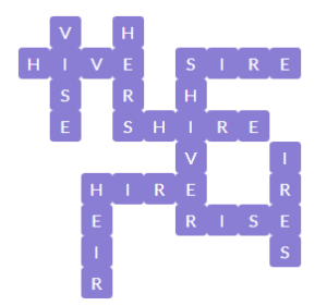 Wordscapes Chill 11 Level 11579 Answers
