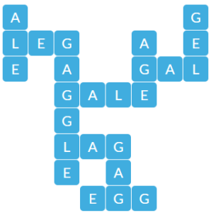 Wordscapes Clear 11 level 14891 answers