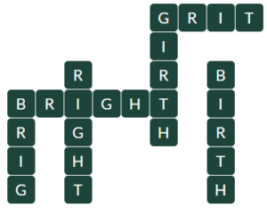 Wordscapes Climb 10 level 16106 answers