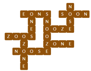 Wordscapes Cover 4 level 13428 Answers