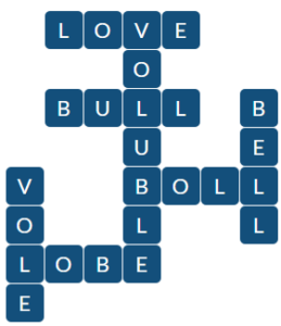 Wordscapes Cover 6 level 17430 answers