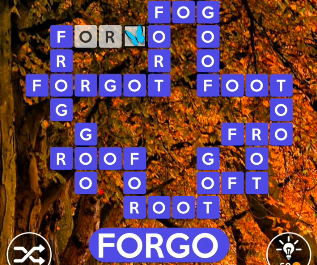 Wordscapes Daily October 29 2020 Answers Today