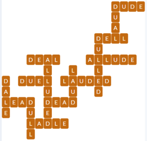 Wordscapes Dawn 11 level 16155 answers