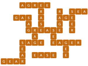 Wordscapes Dawn 12 Level 14092 Answers