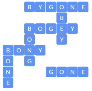 Wordscapes Erode 10 level 18410 answers