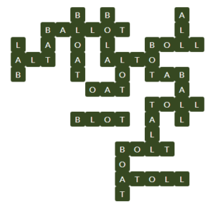 Wordscapes Fall 15 Level 11727 Answer